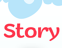 Storty designs for the reader child store
