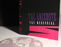 The Mercurial CD Booklet and Label Design