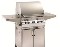 Aurora A530s Grill Barbeque