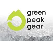 Green Peak Gear Branding