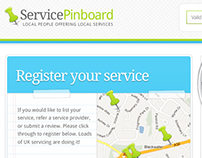 Service Pinboard