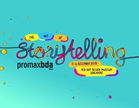 PromaxBDA Asia 2012 Branding Package