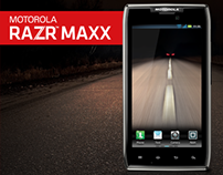 Lançamento Razr MAXX - Motorola