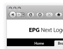 Under Development: EPG Next