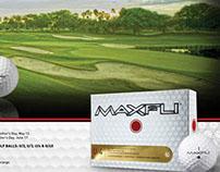 Maxfli Promo Poster
