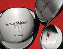 La Jolla Golf Ad