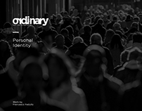 Ordinary — Personal Identity