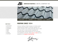 American Roofing & Metal Co.
