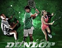 Dunlop Tour Team Ad