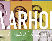 EXPOSITION ANDY WARHOL