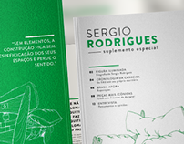 Sergio Rodrigues | Editorial Design