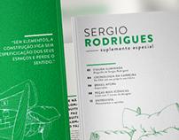 Sergio Rodrigues | Editorial Design