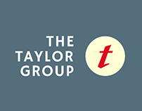 The Taylor Group :: Brand Identity Design