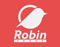 Robin Sound Logo