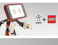 Belkin + Lego