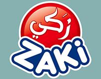 Zaki - Logo Design