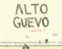 Alto Guevo- Historia Ilustrada