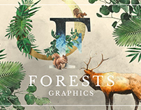Forests Graphics Kit