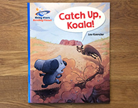Catch Up, Koala! - Educational Children's Book