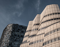 IAC Building - Architectural Photography
