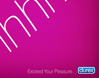 Conceptual advertising for durex