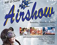 Air Show Campaign 2016