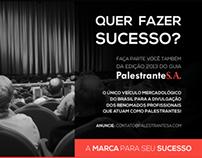 Campanha 2013 PalestranteS.A.