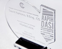 RAPIHDASI - Event Branding