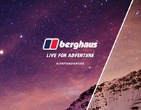 Berghaus Print Ads