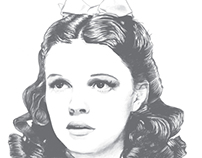 Dorothy, Judy Garland, Wizard of Oz