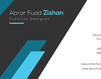 Business card (4 Colors)
