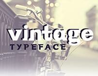 Analyse typographique | Vintage