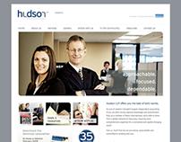 Hudson Website – Designed at RFX Brand + Communications