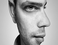 Illusion - Surreal Portrait