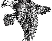 Harley eagle
