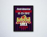 Cash America Poster