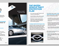 Mazda Information Card