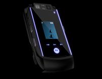 Motorola V6 RZNR edition