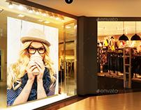 Shopping Center Vol.30 Mock Ups Pack