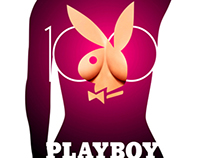 PLAYBOY MÉXICO - issue #100-poster