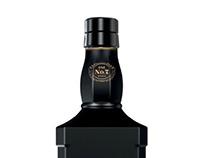 Jack Daniel's Birthday Bottle 2011