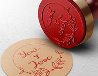Diseño de sellos personalizados