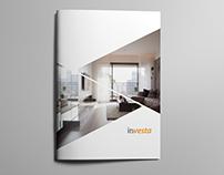 Investa, real estate Brochure