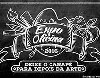 Panfleto Expo Escola Oficina 2016