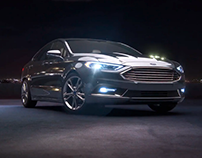 Ford Fusion 2017 - 360