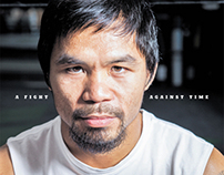 Manny Pacquiao for The New York Times