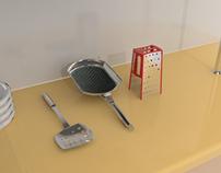 Utensilios de cocina / Cookware