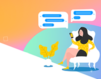 UX/UI • CHAT BOT BUTLEROY