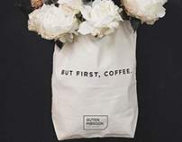 Guten Morgen Coffee Lab — coffee + flowers
