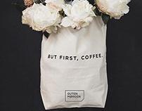 Guten Morgen Coffee Lab — coffee + flowers
